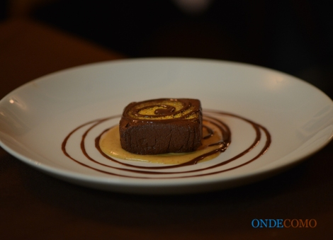 Maravilha de chocolate e amendoim