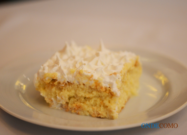 Torta Tre Leche