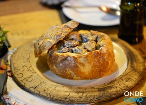 Panhoca com filé ao gorgonzola2