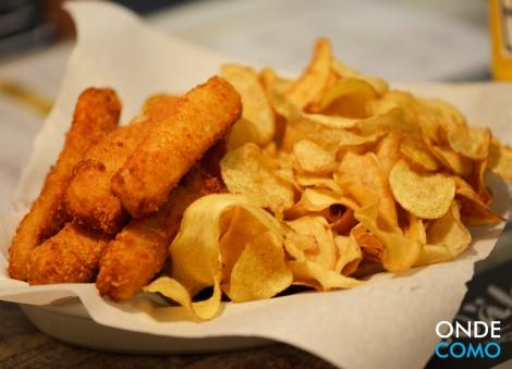 Baiana Fish & chips